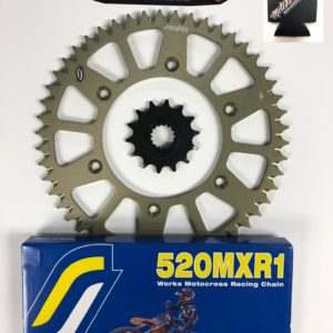 Sunstar Sprocket and Chain Kit