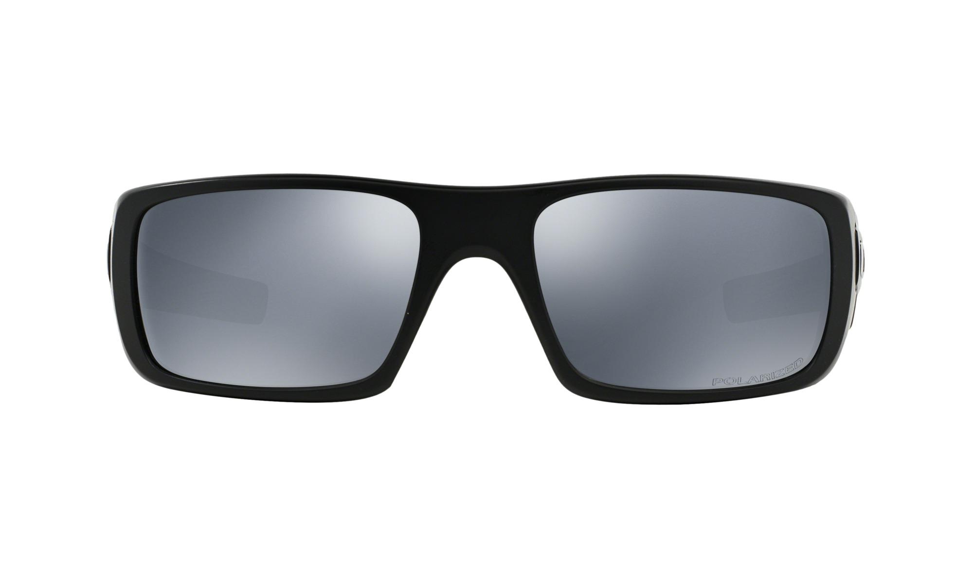 0181416b065f Oakley Crankshaft Men's Sunglasses – Matte Blk w/ Blk Iridium Polarized Lens.  🔍. $173.00